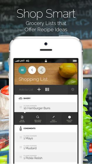 Smart Shopping List  Yummly Help Center